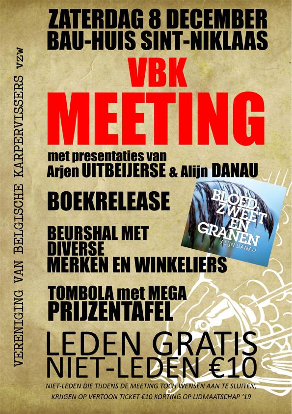 Programma VBK-meeting 2018