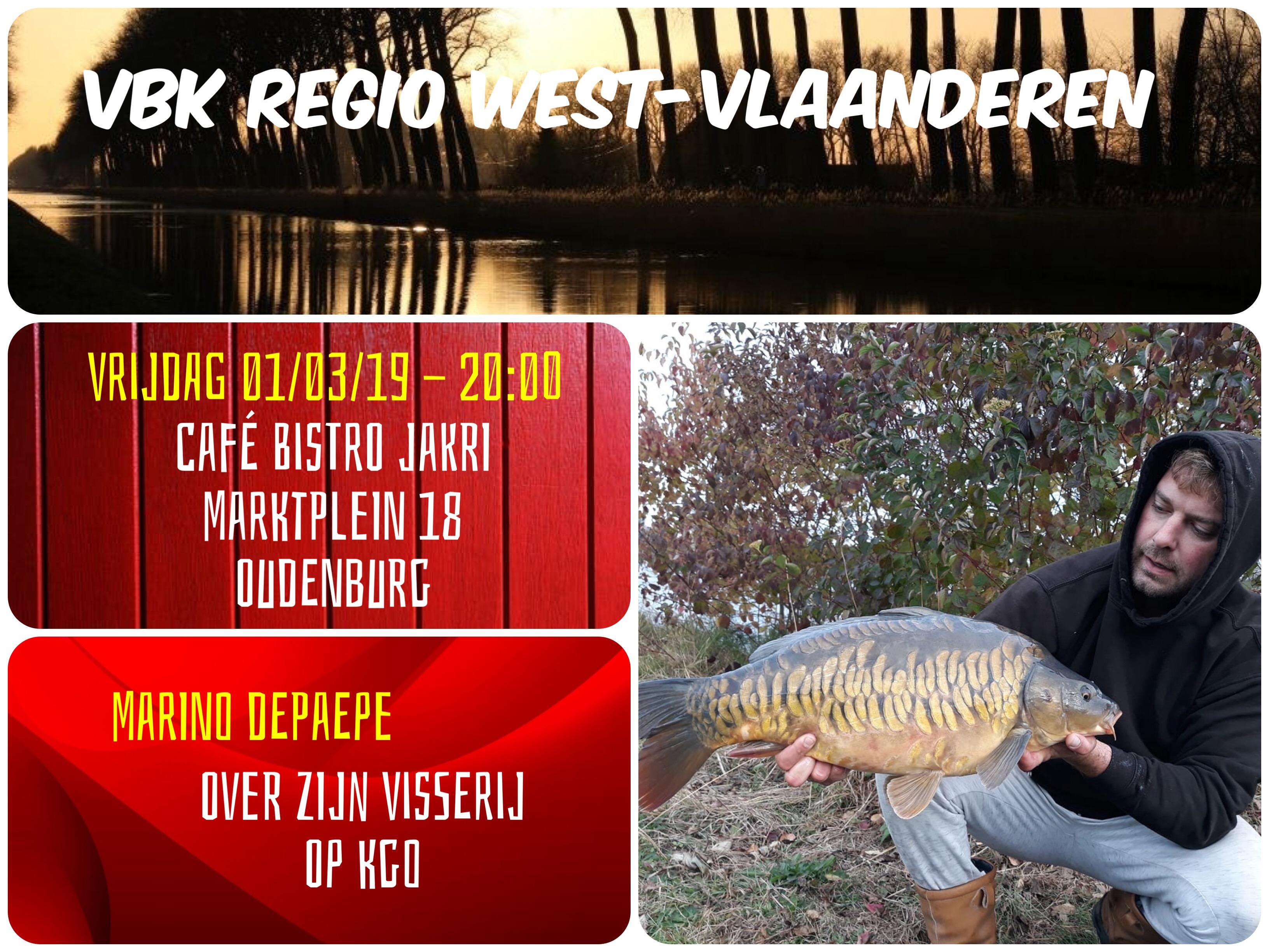 Regio West-Vlaanderen 01-03-2019