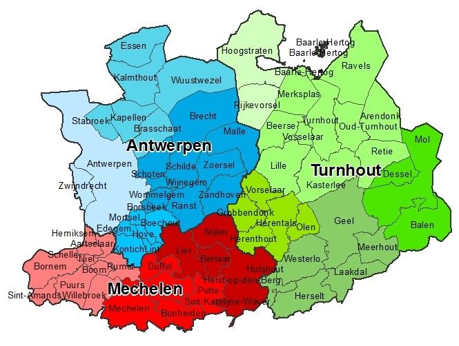 Regio Antwerpen-Mechelen