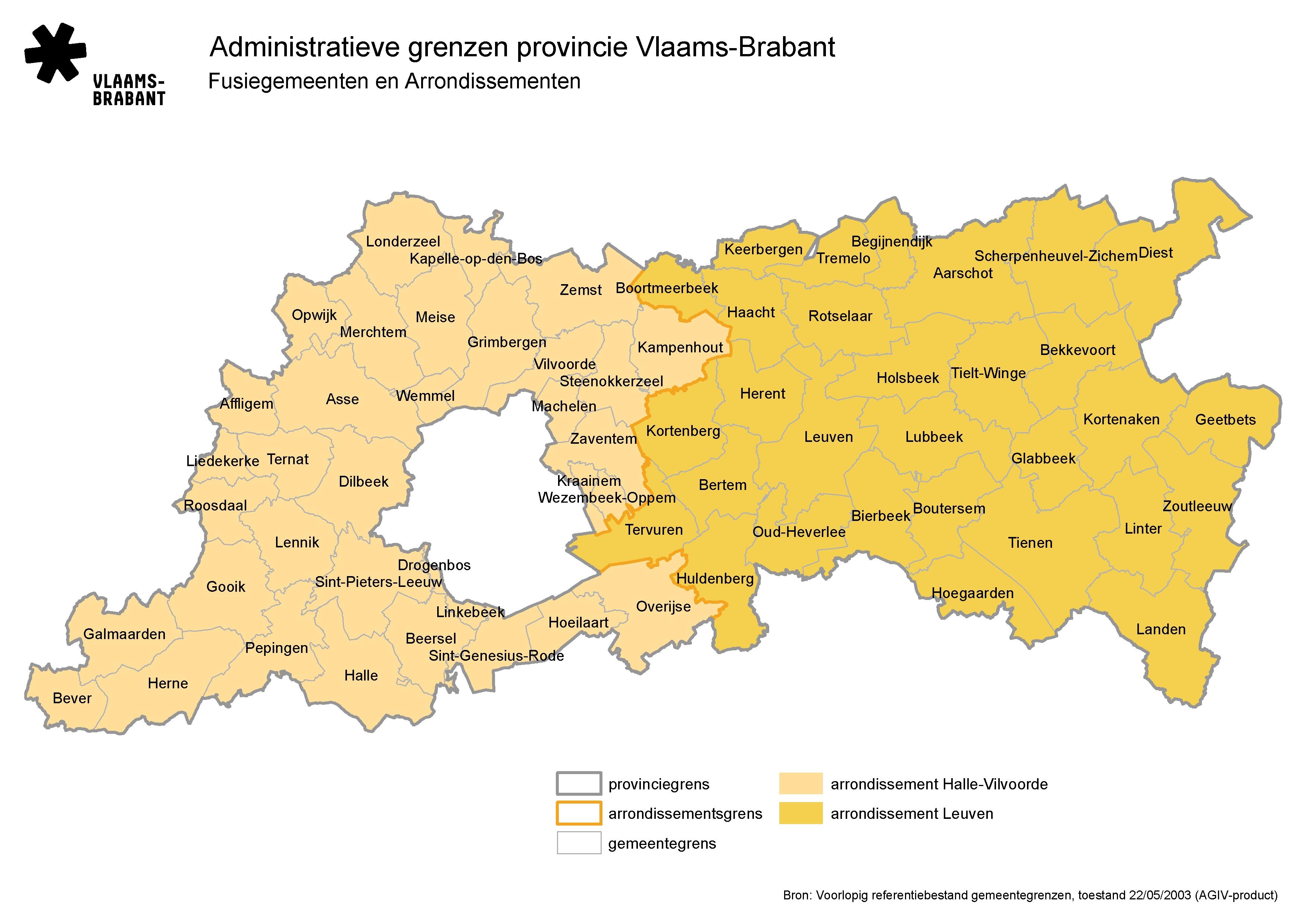 Regio Vlaams Brabant