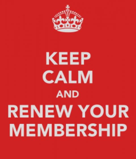 Word lid/verleng je lidmaatschap vanaf nu!