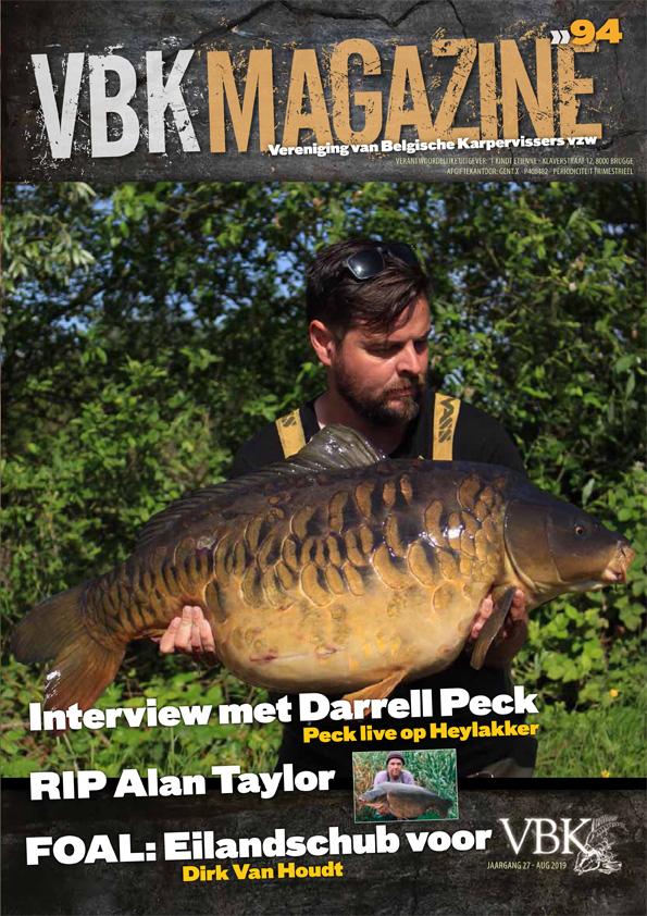 Magazine 94 verschijnt binnen twee weken.