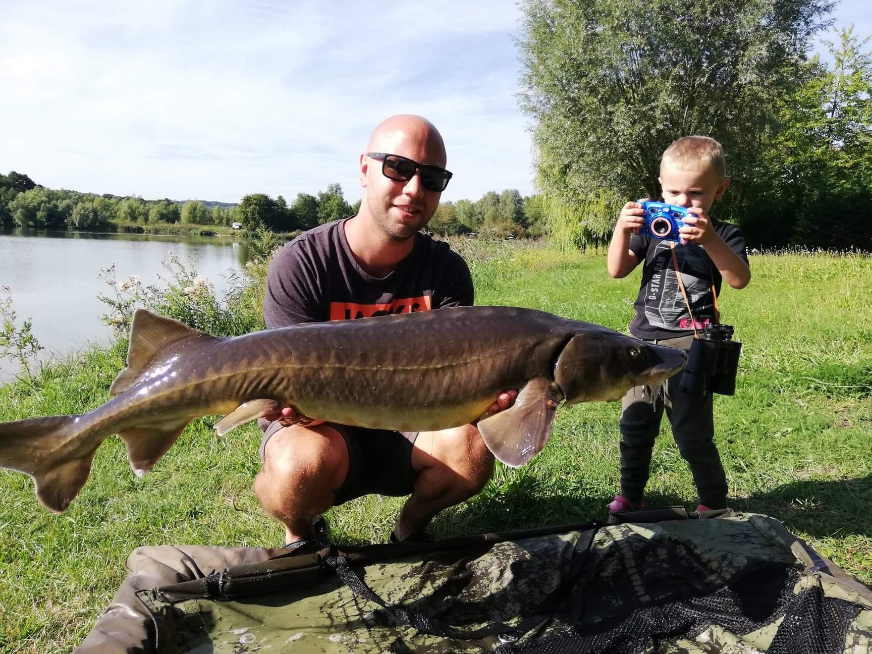 Vissen met de Kids