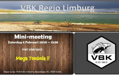 Mini meeting Regio Limburg 08 februari 2020