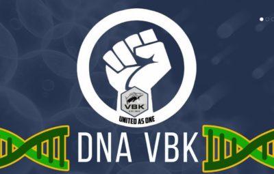 Het DNA van het VBK.