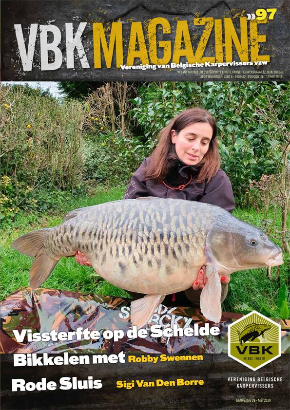 Magazine 97 online voor VBK leden.